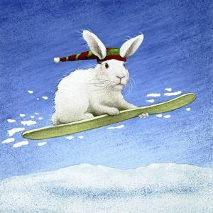 Snow Bunny by Will Bullas
