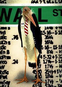 Stork Broker by Will Bullas