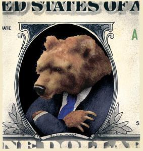 The Bear Market by Will Bullas