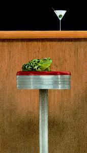 Toadstool by Will Bullas