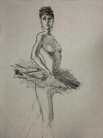 Will Give You a Part of Her-Nobu Haihara-Giclee Print