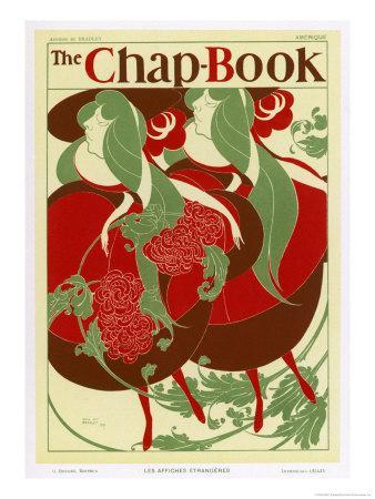Poster for the Chap Book Usa