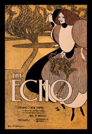 The Echo by Will H^ Bradley
