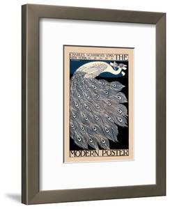 The Modern Poster by Will H^ Bradley