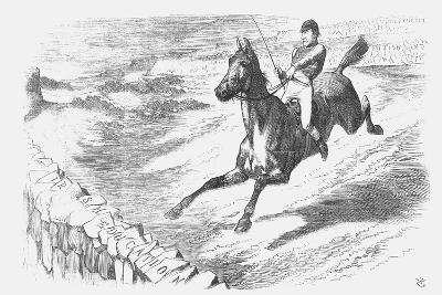 Will He Clear It?, 1873-Joseph Swain-Giclee Print
