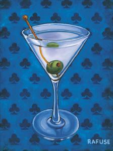 Martini Royale - Clubs by Will Rafuse