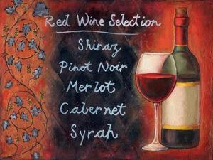 Red Wine Selection by Will Rafuse