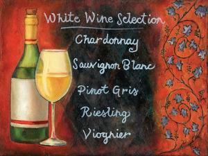 White Wine Selection by Will Rafuse