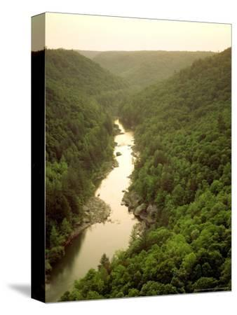 View of Big South Fork River, TN