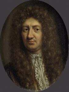 Portrait of a Man by Willem and Frans van Mieris