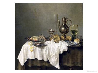 Breakfast with a Crab, 1648