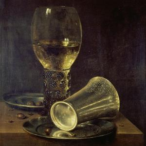 Still Life with a Goblet, 1653 by Willem Claesz Heda