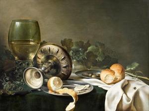 Still-Life by Willem Claesz Heda