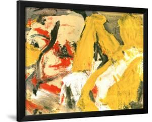In the Sky by Willem de Kooning