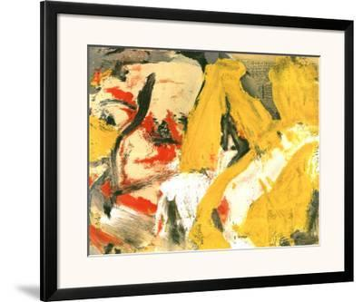 In the Sky by Willem de Kooning