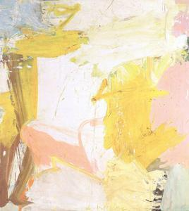 Rosy-Fingered Dawn At Louse Point by Willem de Kooning