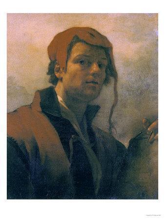 Self-Portrait, Vasari Corridor, Florence