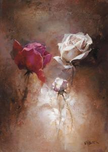 A Couple II by Willem Haenraets