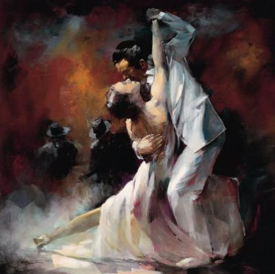 Image result for dancers painting