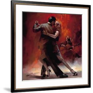 Tango Argentino II by Willem Haenraets