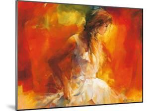 Young Girl I by Willem Haenraets