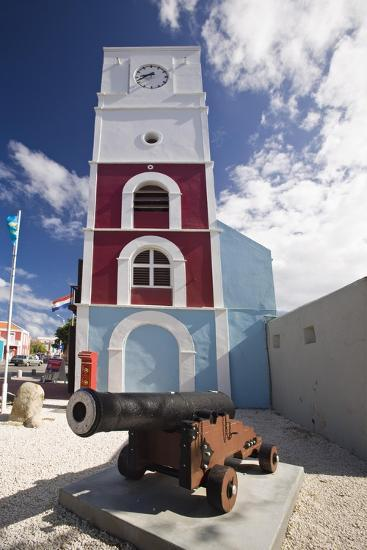 Willem III Tower Oranjestad Aruba-George Oze-Photographic Print