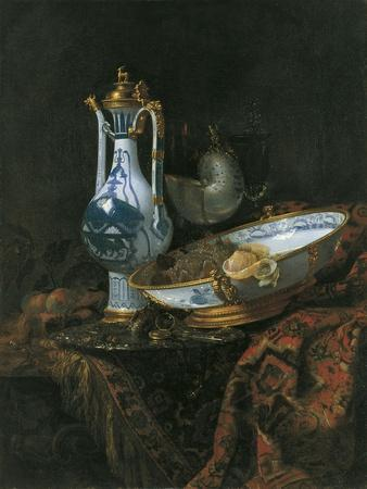 Still Life with Nautilus Cup
