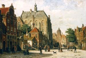 Amsterdam by Willem Koekkoek