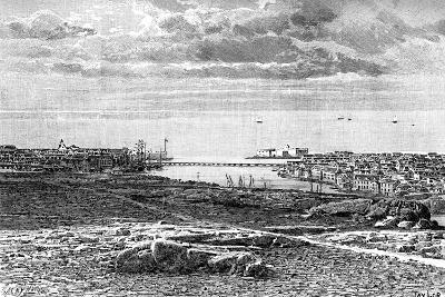 Willemsted, Curacao, Netherlands Antilles, 1895-T Taylor-Giclee Print
