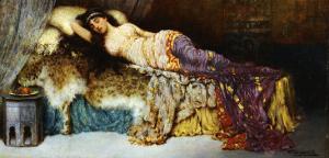 Sleepng Beauty by William A^ Breakspeare