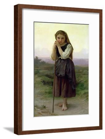 A Little Shepherdess, 1891