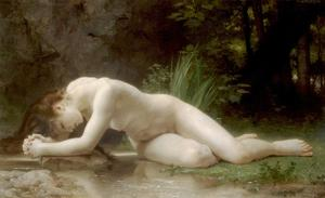 Biblis by William Adolphe Bouguereau