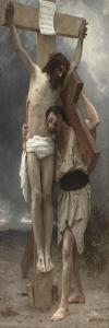 Compassion ! by William Adolphe Bouguereau