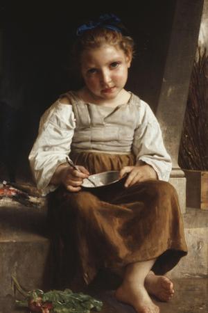 Gruel by William Adolphe Bouguereau