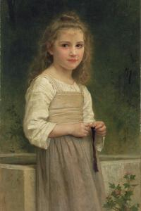 Innocence, 1898 by William Adolphe Bouguereau