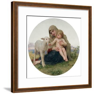 La Vierge a L'Agneau, 1903