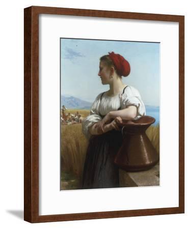 Moissoneuse' or 'L'Italienne a la Fontaine', 1868