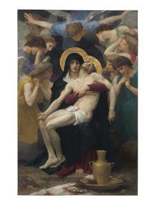Pieta, 1876 by William Adolphe Bouguereau
