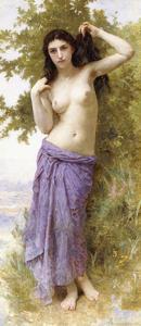 Roman Beauty, 1904 by William Adolphe Bouguereau