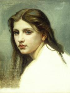 Study for 'Baigneuses' by William Adolphe Bouguereau