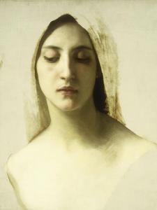 Study for 'La Charite', C.1878 by William Adolphe Bouguereau