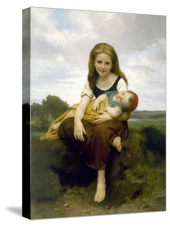 The Elder Sister (La Soeur Aîné), 1869