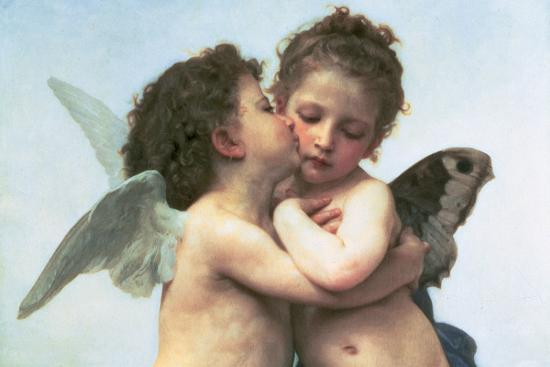 william-adolphe-bouguereau-the-first-kiss-detail