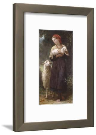 The Newborn Lamb