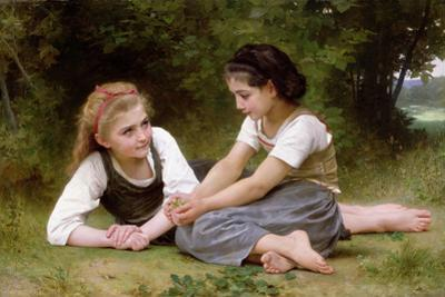 The Nut Gatherers, 1882