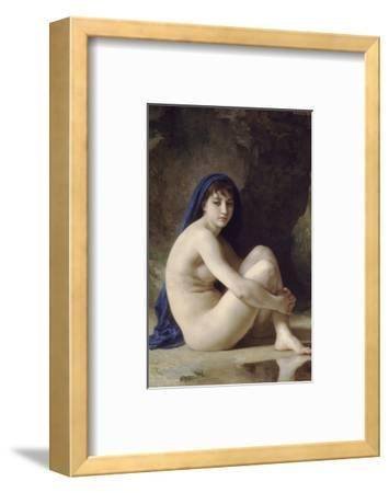 The Seated Bather