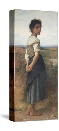 The Young Shepherdess, 1885
