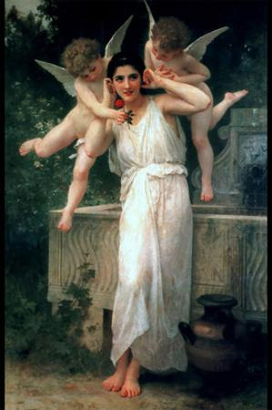 Youth by William Adolphe Bouguereau