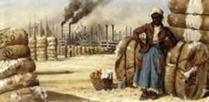 At the Levee by William Aiken Walker