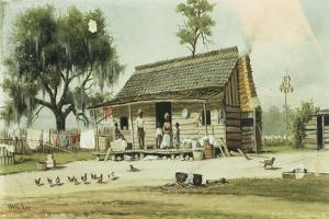 Life in the South by William Aiken Walker